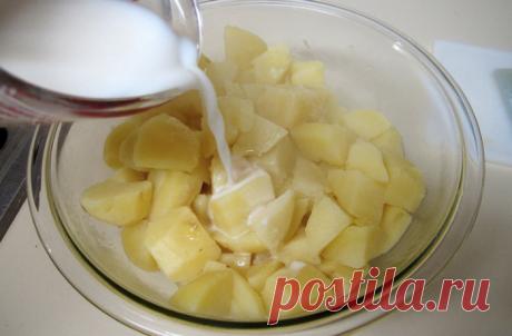 9 reglas del puré ideal de patatas