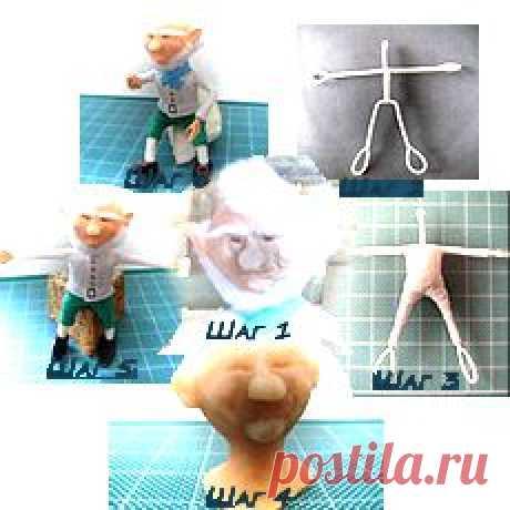 Маленькие куклы своими руками. Кукольная миниатюра