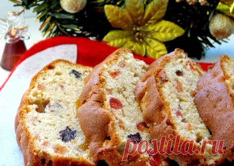 (16) Кекс рождественский - пошаговый рецепт с фото. Автор рецепта Александр Кисленко ✅ директор Cookpad 🏃♂️ . - Cookpad