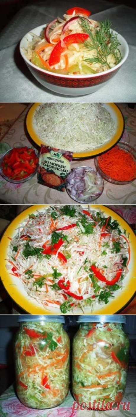 маринованная капуста | Домашняя еда