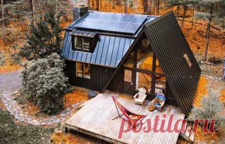 Какая красота: 29 уютных осенних двориков — INMYROOM