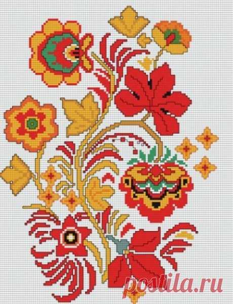 Вышивка - запись пользователя ludasta (Людмила) в сообществе Вышивка в категории Схемы вышивки крестом, вышивка крестиком