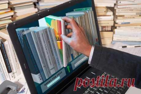 Где найти нужную информацию: библиотеки интернета