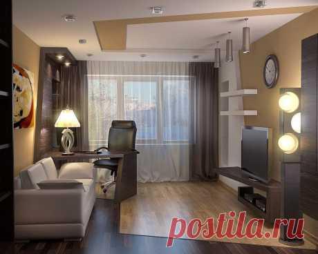 Как создать дизайн прямоугольной гостиной | Рекомендательная система Пульс Mail.ru