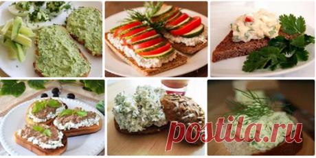 12 лучших паст для бутербродов