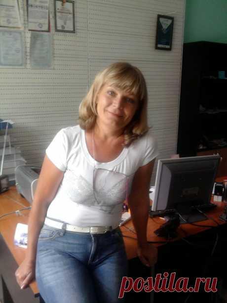Светлана Сухарева
