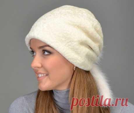 Сшить женскую шапку из мутона фото 402