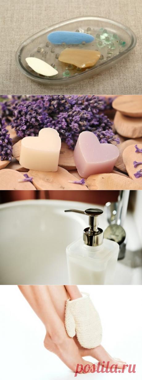Как использовать остатки мыла: простые и оригинальные лайфхаки - My izumrud