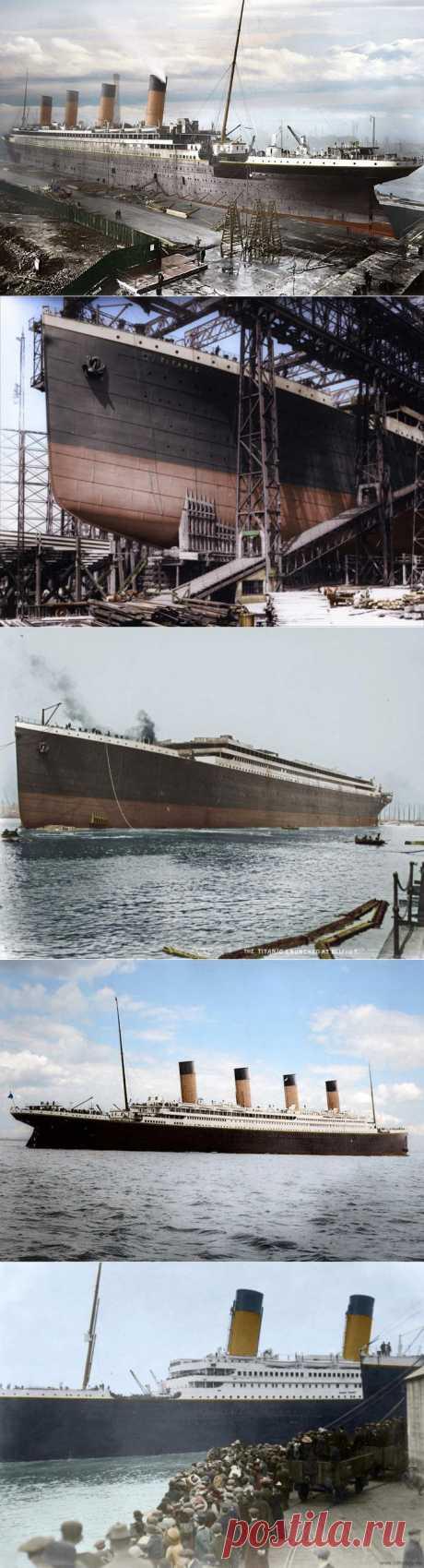 """""""Титаник"""" в цвете остальные фото тут https://feldgrau.info/index.php/2010-09-02-14-48-28/8777-291213"""