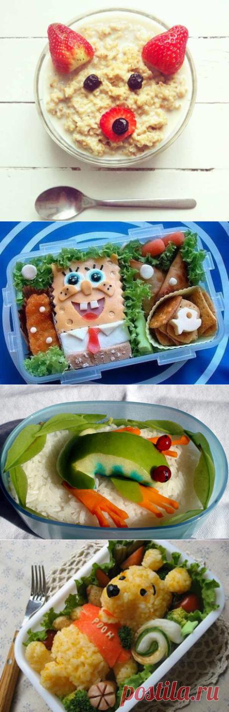 Как оформить еду ребенку в школу