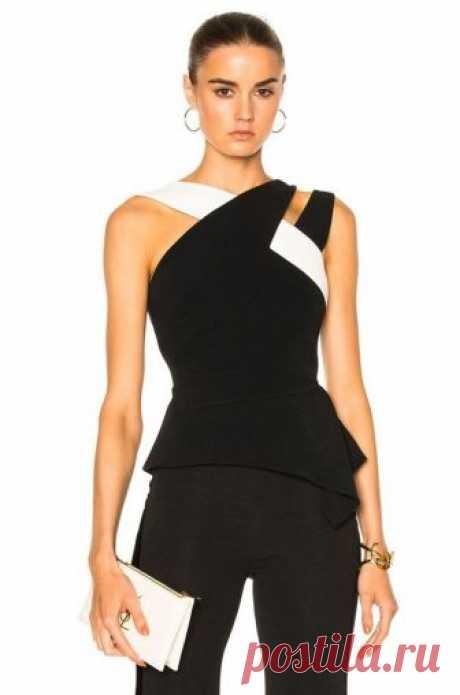 Если вы любите сочетание черного и белого, эта подборка для вас!  #вдохновение