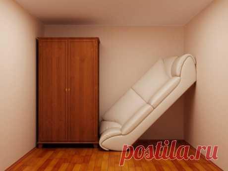 10 советов, как расставить мебель в маленькой комнате Делимся 10 идеями и правилами о том, как расставить мебель в маленькой комнате.