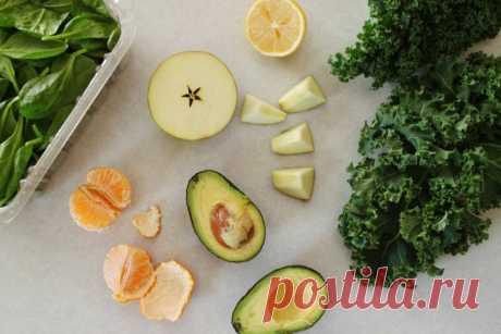 Здоровое питание должно быть простым;)) Продукты с природной суперсилой — Диеты со всего света
