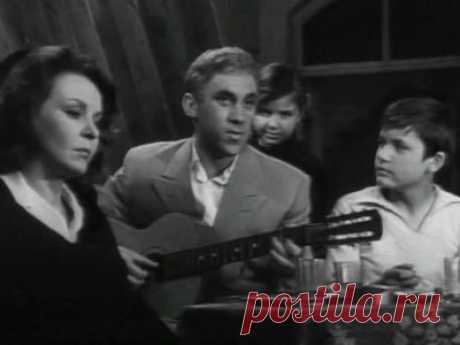 «Я родом из детства» Фильм 1966г.