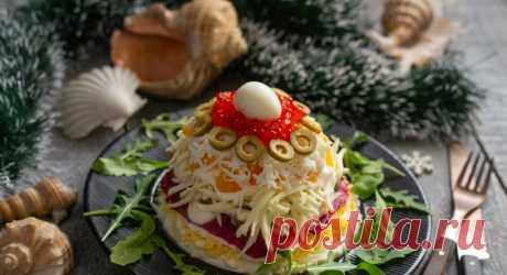 50 лучших рецептов на Новый год. Пошаговые рецепты с фото — Ботаничка.ru