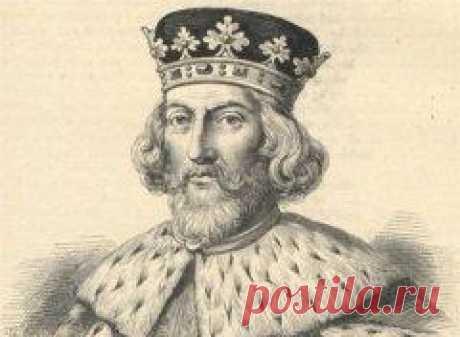 Сегодня 19 октября в 1216 году умер(ла) Иоанн Безземельный-ФРАНЦИЯ