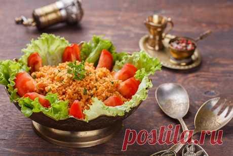 Кысыр -закуска из булгура с овощами - в поисках ВКУСОВЫХ ощущений...... — LiveJournal