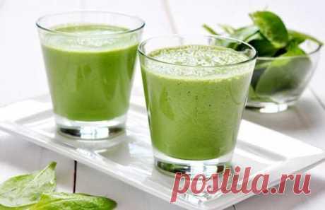 Смузи (овощные, фруктовые): рецепты для блендера пошагово