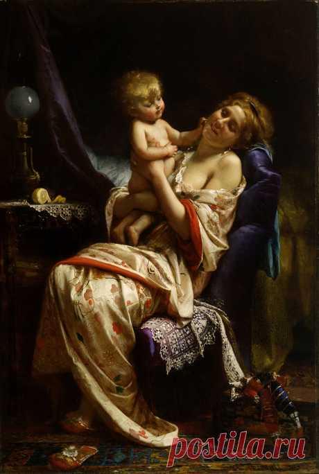 Леон Жан Базиль Перро (1832-1908) Франция