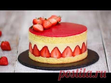 """La torta """"Фрезье"""""""