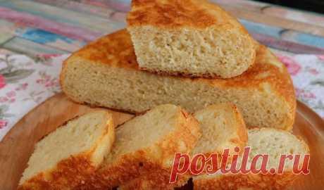 Хлеб на сковороде - Вкусно с Любовью - медиаплатформа МирТесен