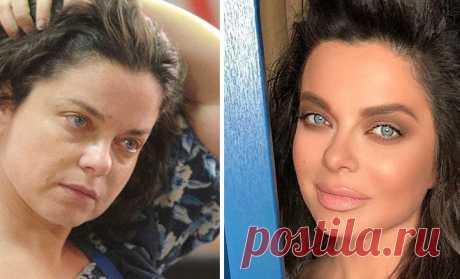 Звезды за 45 без макияжа и фотошопа: российские и зарубежные (фото до и после) - QARI