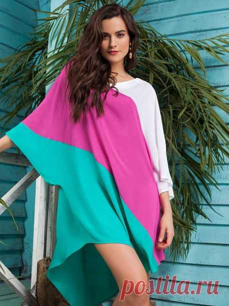 Платье без выкройки - ТОП-140 фото простых вариантов шитья платья для начинающих + быстрые схемы изготовления своими руками