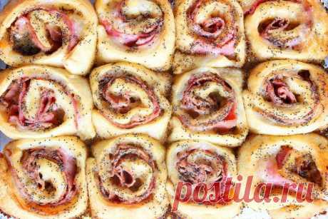 Simple and tasty snack to a New Year's table | Articles (Огород.ru)