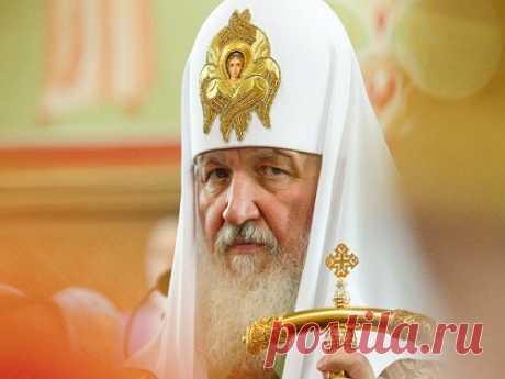 Поздравление Патриарха с Рождеством в 2016 году