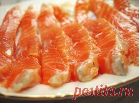 La receta de la marinada para los peces cartilaginosos | la Familia y la casa