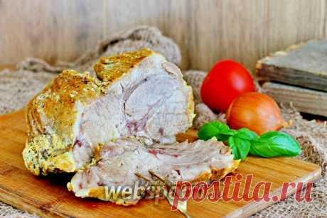 Ароматное мясо в мультиварке рецепт с фото, как приготовить на Webspoon.ru