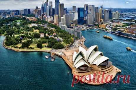Основание Сиднея