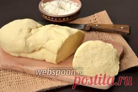 Тесто для вареников на сыворотке рецепт с фото, как приготовить на Webspoon.ru