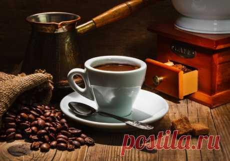 Как правильно варить кофе - мастер-класс | Леди@Mail.Ru