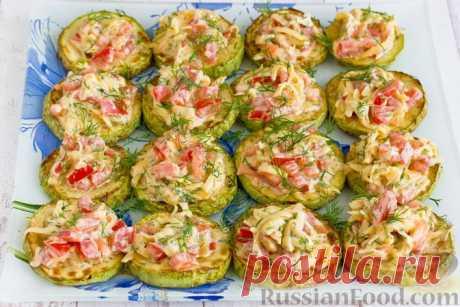 Жареные кабачки - самые популярные рецепты
