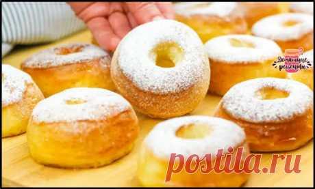 Быстро и без жарки - делюсь рецептом вкуснейших пончиков donuts в духовке! - Ваши любимые рецепты - медиаплатформа МирТесен