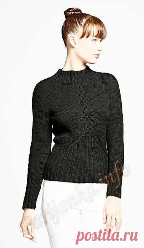 Пуловер (ж) 11 Origin 5 Bergere de France