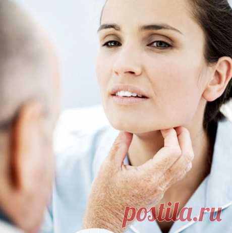 How to treat knots on a thyroid gland the Unhealthy ecological situation in the world, air pollution, food by artificial products, addictions at people promotes...
