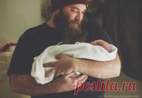 17нежных фотографий, вкоторых выражена вся отцовская любовь