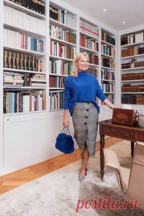 Стиль в одежде для женщин после 40: советы