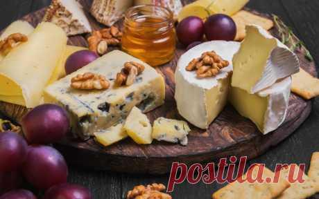 Гид по сырной тарелке: подбираем сорта сыра, хлеб и вино