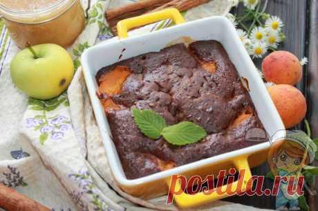 Шоколадный пирог с яблоками и корицей. Вкусный и простой рецепт Пирог с яблоками и корицей. Насыщенный шоколадный цвет и аромат фруктов с корицей. С рецептом справится даже новичок. Выпечка не отнимет время