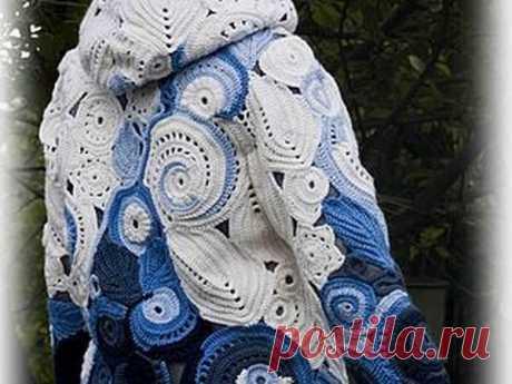 Теплая осенняя куртка с подкладом на синтепоне - Ярмарка Мастеров - ручная работа, handmade