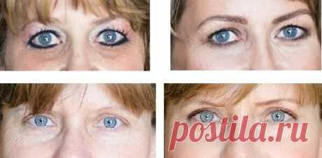 Грубейшие 2 ошибки макияжа глаз, которые после 50-60 совсем не красят (лучше не допускать)   О макияже СмиКорина   Яндекс Дзен