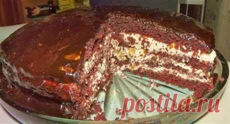 Шустрый повар.: Торт «Прага» по старинному рецепту