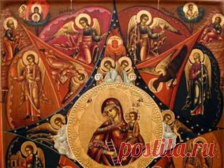 17 сентября — Неопалимая Купина | Astro-ru.ru