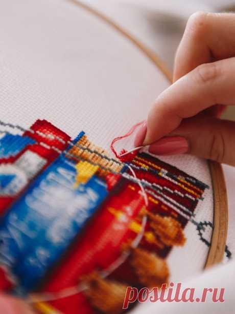 3 сложных вида выполнения крестиков | Мир Вышивки | Яндекс Дзен