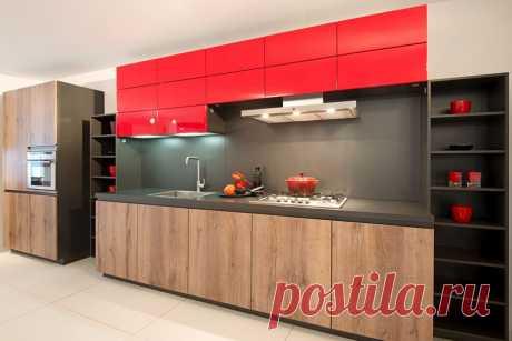 Какую мебель лучше выбрать для кухни - дерево или пластик?