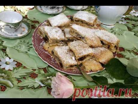 "Пирог ""Гости на пороге"". Приготовит даже школьница. | вкусно#смачно | Яндекс Дзен"