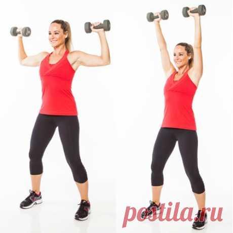 7 упражнений и один совет по питанию для сжигания жира в мышцах - Упражнения и похудение